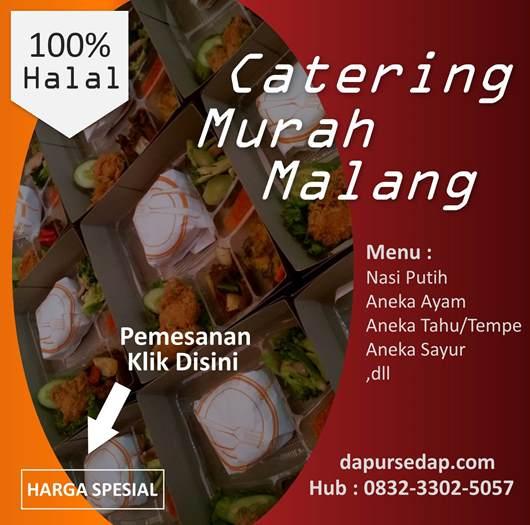 Catering Murah di Malang