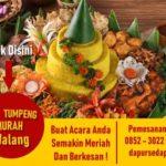 Harga Tumpeng Nasi Kuning Di Malang