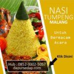 Tumpeng Nasi Kuning Malang